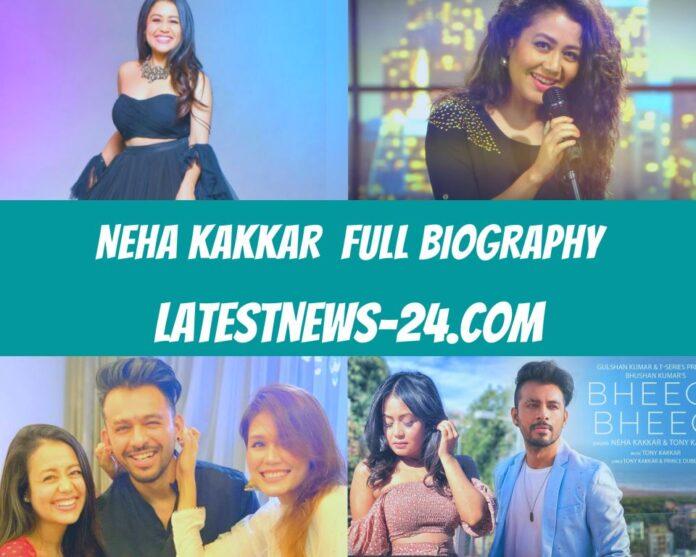 Neha Kakkar Height