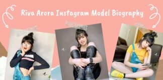 Riva Arora instagram Biography 2021